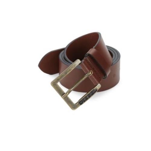 Diesel - Slim Leather Belt