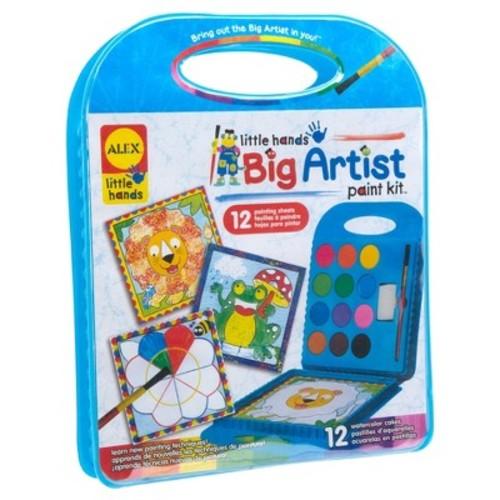Alex Toys Little Hands Big Artist Paint Kit