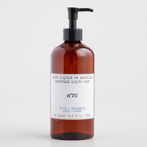 Provendi Lotus and Ginger Liquid Hand Soap