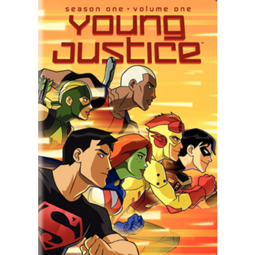 Young Justice: Season 1, Volume 1 (DVD)