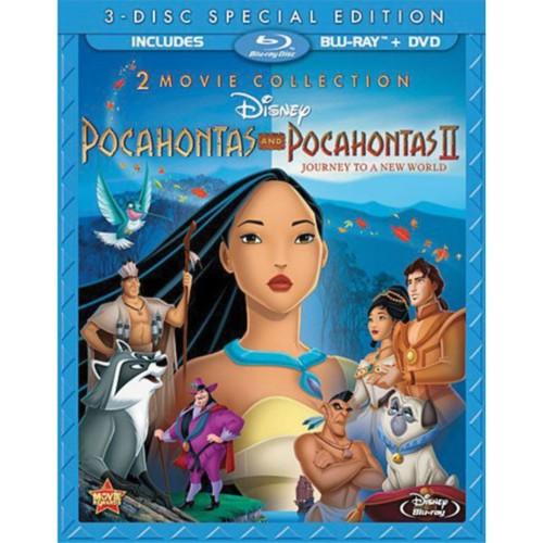 Pocahontas 2-Movie Collection [Blu-ray]