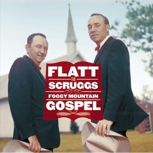 Foggy Mountain Gospel CD (2005)