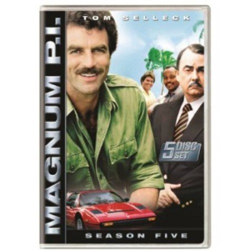 Magnum P.I.: The Complete Fifth Season (DVD)