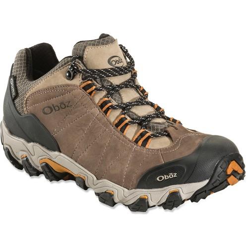 Bridger Low BDry Hiking Shoes - Men's