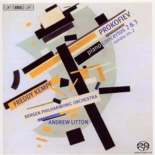 Prokofiev: Piano Concertos Nos.2 & 3
