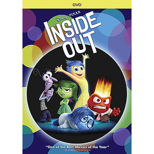 Buena Vista Home Entertainment Inside Out