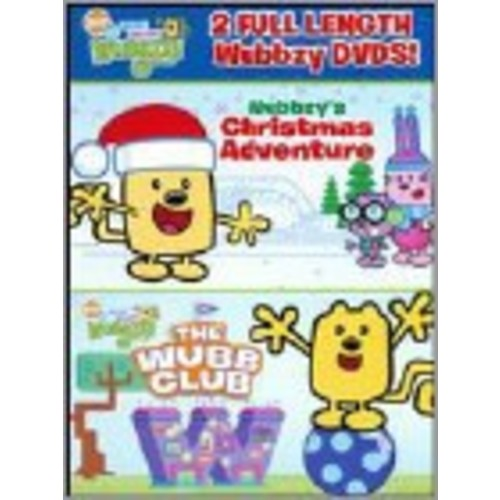 Wubbzy Christmas 2 Pack