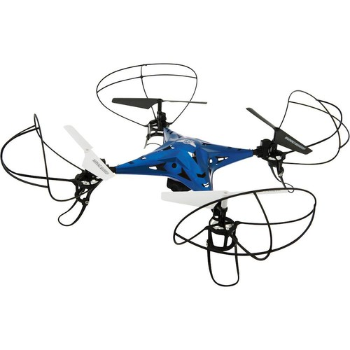 GPX - Sky Rider Drone with Remote Controller - Blue