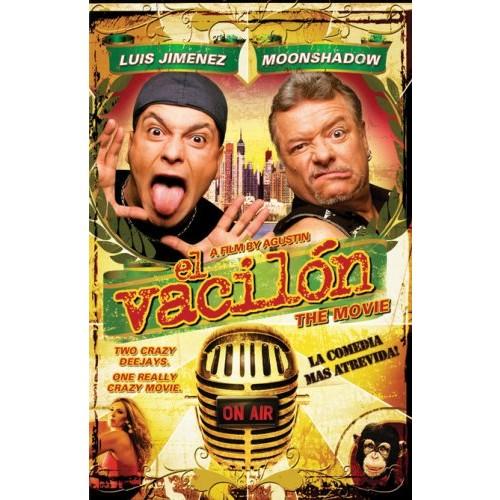 El Vacilon: Luis Jimenez, Moonshadow: Movies & TV