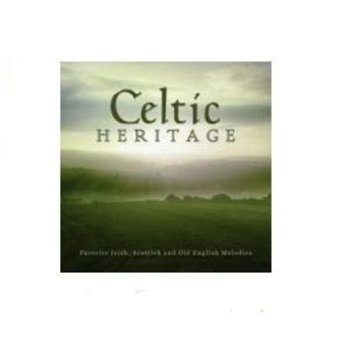 Celtic Heritage - Favorite Irish, Scottish and Old English Melodies Music CD