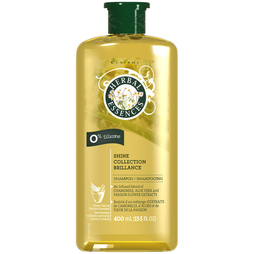 Herbal Essences Shine Collection Brilliance Shampoo, 13.5 fl oz (400 ml)
