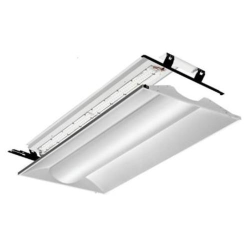 Lithonia Lighting 2 ft. x 4 ft. White LED Architectural Troffer Relight Kit