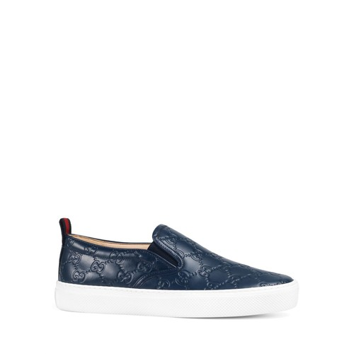 GUCCI Women'S Dublin Slip On Sneakers