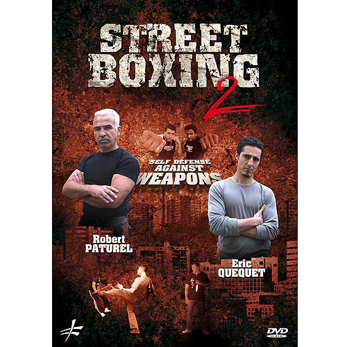 Street Boxing 2: Self Defense Against Weapons (DVD) (Fre/Eng/Ger/Spa) 2013