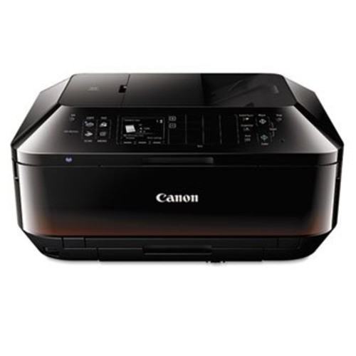 Canon Pixma MX922 Wireless All-In-One Office Inkjet Printer, Copy/Fax/Print/Scan: Office Products