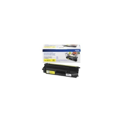 Brother TN331Y Yellow OEM Laser Toner Cartridge