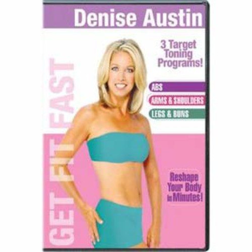 Denise Austin: Get Fit Fast