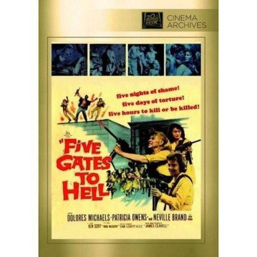 Five gates to hell (DVD)