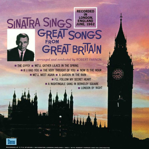 Sinatra Sings Great Songs From Great Britian (Frank Sinatra)