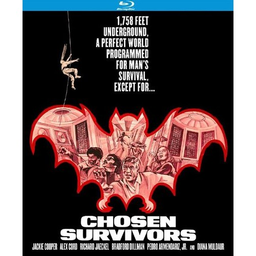 Chosen Survivors [Blu-ray] [1974]