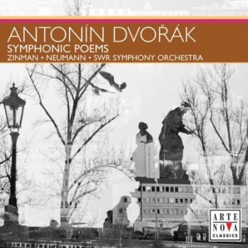 Dvork: Symphonic Poems [CD]