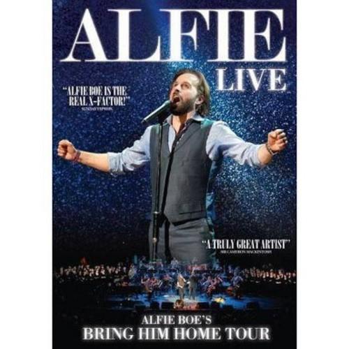 Alfie Boe: Alfie Live