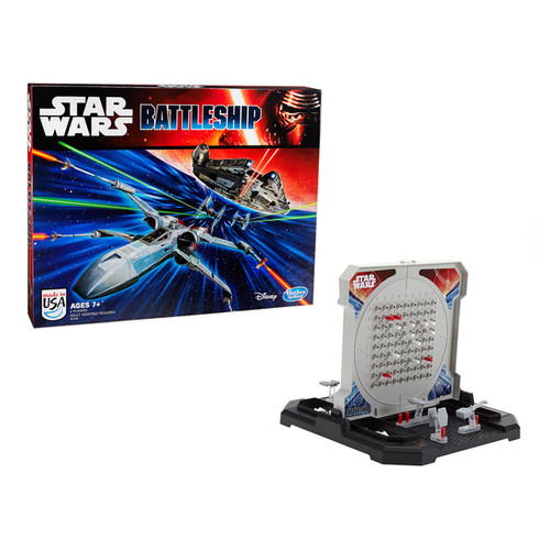 Star Wars Battleship Game