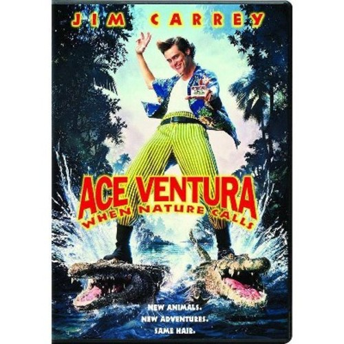 Ace Ventura: When Nature Calls [DVD]