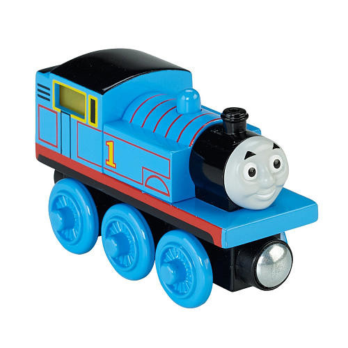 Fisher-Price Thomas & Friends Wooden Railway Roll & Glow Thomas