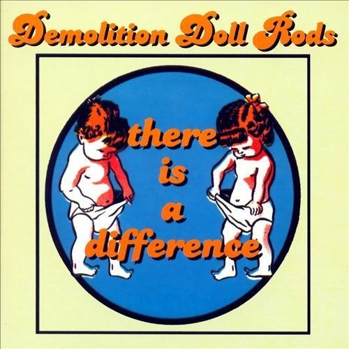 There Is a Difference [CD]