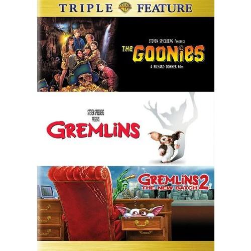 The Goonies/Gremlins/Gremlins 2: The New Batch [DVD]