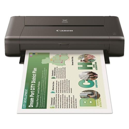 Canon CNM9596B002 PIXMA iP110 Color Inkjet Printer