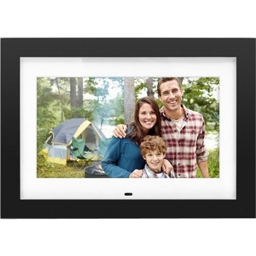 Aluratek - 10 inch Widescreen Digital Photo Frame