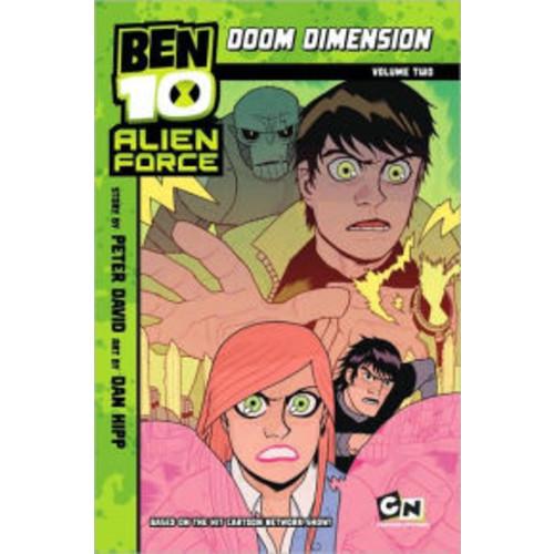 Ben 10 Alien Force - Doom Dimension, Volume 2