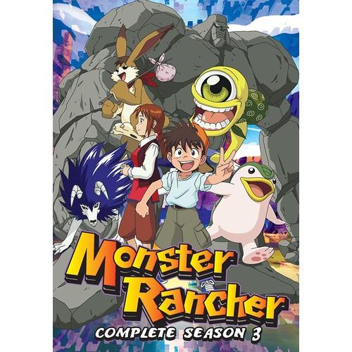 Monster Rancher Season 3