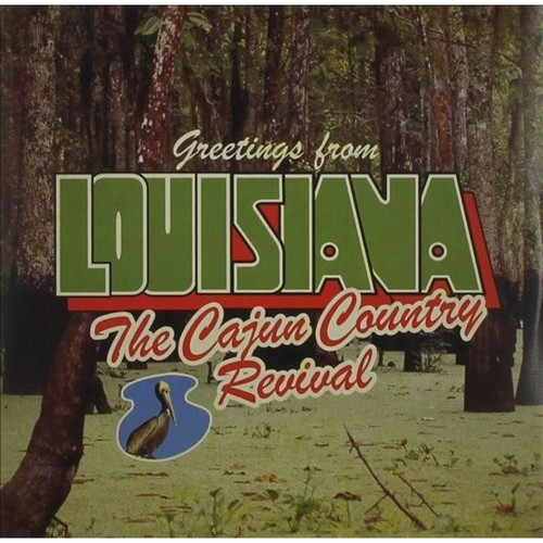 Greetings from Louisiana [CD]