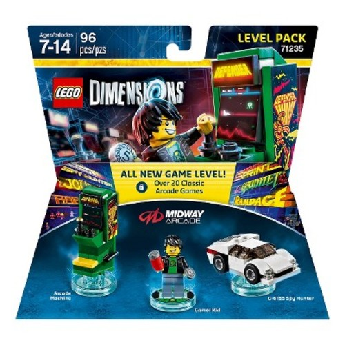 WB Games - LEGO Dimensions Level Pack (Midway Arcade)