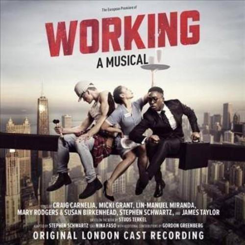 Original Broadway Ca - Working:Musical (Ocr) (CD)