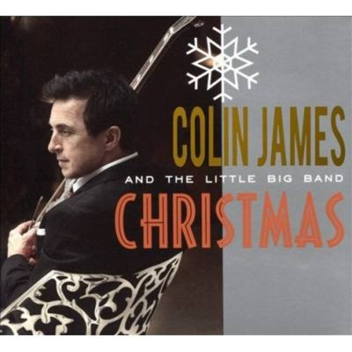 Colin James - Little Big Band Christmas (CD)