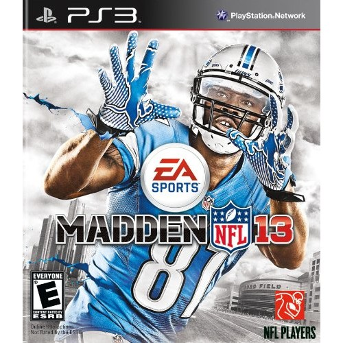 Madden NFL 13 - Playstation 3 [Disc, PlayStation 3]