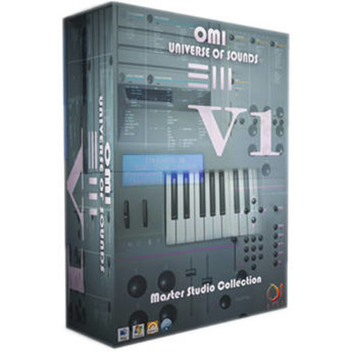 UOS Master Studio Collection EIII Volume 1 Kontakt 5.5 (Download)