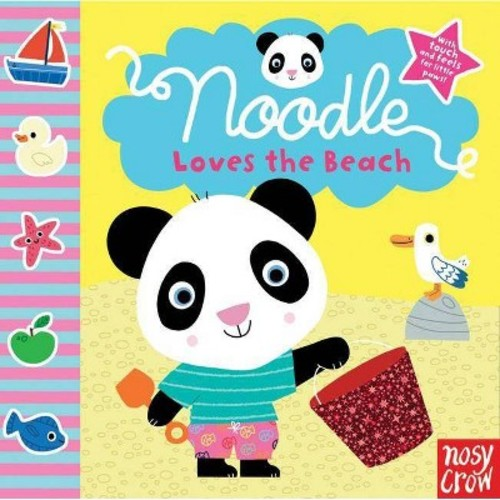 Noodle Loves the Beach (Hardcover)