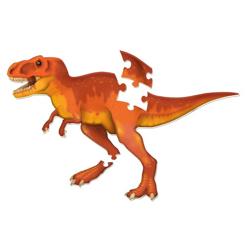 Learning Resources Jumbo T-Rex Dinosaur Floor Puzzle