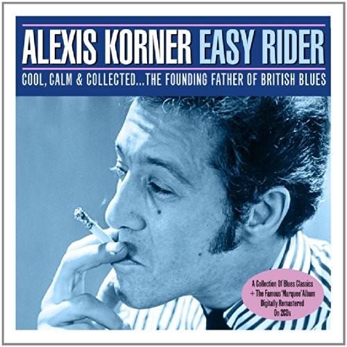Alex Korner - Easy Rider