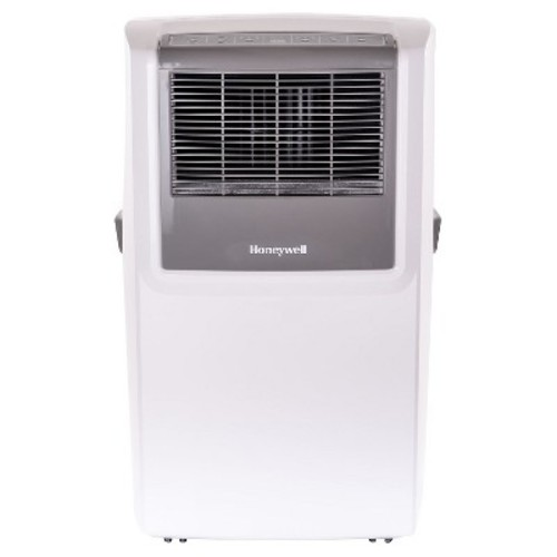 Honeywell 10,000 BTU Portable Air Conditioner with Dehumidifier, Front Grille and Remote Control - White/Grey
