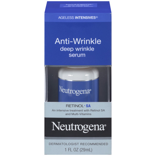 Neutrogena Ageless Intensives Deep Wrinkle Serum, 1 fl oz (29 ml)