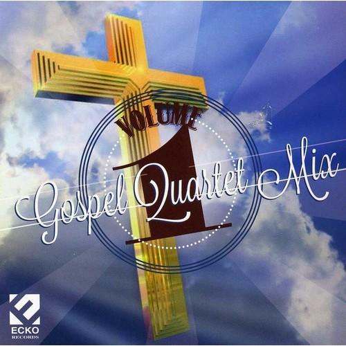 Gospel Quartet Mix, Vol. 1 [CD]