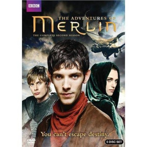 Merlin: The Complete Third Season (DVD)
