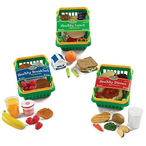 Learning Resources Pretend & Play Healthy Foods Set