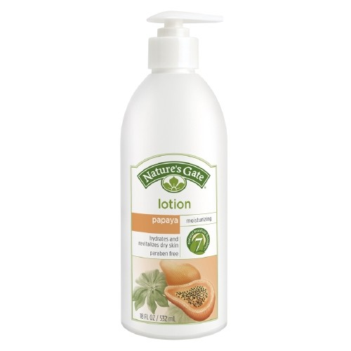 Nature's Gate Lotion, Papaya